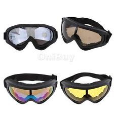 Sports Racing Goggles Eyewear with 5-Lens for Motorcycle ATV Dirt Bike