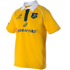 Wallabies 2016 Trad Mens Short Sleeve Jersey - Sizes S - 4XL  **SALE PRICE**