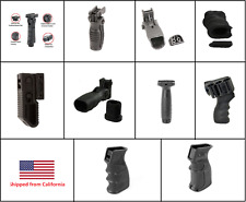 NEW! Tactical Hunting Vertical Folding Fixed Shotgun 223 Grip Foregrip US Seller