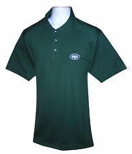 NFL Mens Apparel - New York Jets Mens Cutter & Buck Nfl Embroidered Polo Shirt