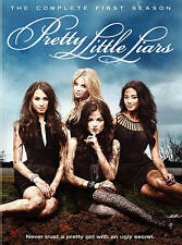 Pretty Little Liars: Season 1 (DVD, 5-Disc Set) Very Good
