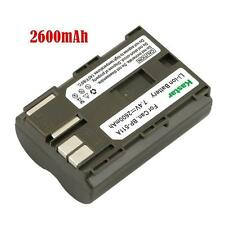 Kastar BP-511 Battery for Canon EOS 5D 10D 20D 20Da  30D 40D 50D 300D D30 D60