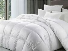 NEW All Seasons 2 IN 1 ALL YEAR ROUND 15 tog soft  Goose feather & Down Duvet