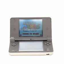 Nintendo DSi XL Gray Color Game Console with Charger