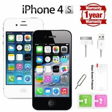 Apple iPhone 4S 8GB 16GB 32GB 64GB Unlocked Mobile Smartphone - Various Color UK