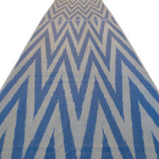 EXCLUSIVE SILK COTTON IKAT FABRIC FROM UZBEKISTAN <A37>