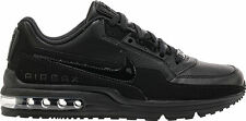 Nike Men's Air Max LTD 3 Running Shoe (10, Black / Black)