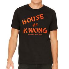 House of Kwong Woodland Hills Retro Vintage Logo Los Angeles Mens Tee T-Shirt