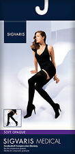Sigvaris SOFT OPAQUE THIGH HIGH Compression Stockings 30-40mmHg All Sizes/Colors