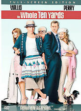 The Whole Ten Yards (DVD, 2004, Full-Screen) Whole Nine Yards Sequel