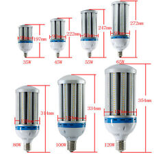 High Brightness LED Corn Bulb E27 E40 Street Light Warehouse Parking Lot Light