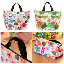 1Pcs Kids Lunch Bags School Lunchbox Cool Bag Picnic Bags Childrens Insulated