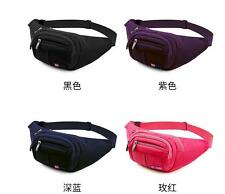 Utility Cycling Waist Fanny Pack Belt Bag Travel Hip Purse Mens Sports Bag