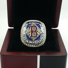 2004 Boston Red Sox World Series Championship Solid Copper Ring 8-14Size+Box