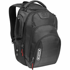 "OGIO GAMBIT PACK BLACK Fits most 17"" Laptops"