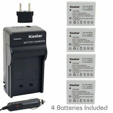NB-4L Battery & Normal Charger for Canon PowerShot ELPH 300 HS, 310 HS, 330 HS