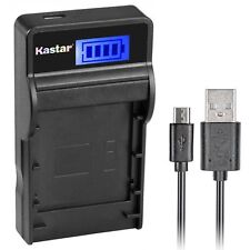 KLIC-7001Battery&Slim LCD Charger for Kodak EasyShare M763, M853 Zoom, M863