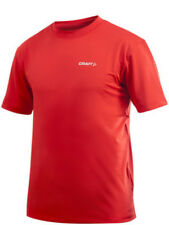 Craft Active Run Tee Mens - Red