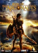 Rise Of The Argonauts (2010)  Official game guide  Brand New Xbox 360 Ps3 PC