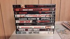 Lot of 10 dvds choose any title(S)