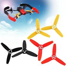 3-Leaf Propellers Main Blades Rotors Props CW+CCW for Parrot Bebop Drone 3.0 BT