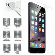 100% GENUINE TEMPERED GLASS FILM SCREEN PROTECTOR FOR APPLE IPHONE - NEW