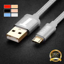 3/6FT Micro USB Sync Data Charging Cable Charger Cord for Android Phone Samsung