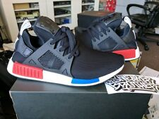 Adidas NMD_XR1 PK Primeknit Nomad Boost OG 2017 Core Black Blue Lush Red BY1909