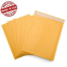 Wholesale Kraft Bubble Mailers Shipping Padded Envelopes Self-Seal Bubbles - USA