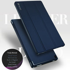 Luxury Leather Magnetic Stand Flip Slim Case Cover For Amazon Kindle Fire 7 2015