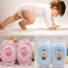 Unisex Baby Infants Toddlers Knee Pads Pad Crawling Protection Cushion