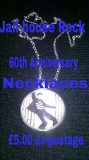 Elvis Presley , Jailhouse Rock necklaces , 1957-2017 60th Anniversary.. Sale ⚡