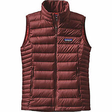 Patagonia Womens Down Sweater Vest - Model #84628 - Drumfire Red - M L NWT