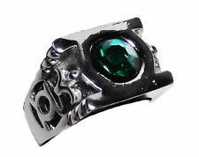 DC Comics Green Lantern Crest Sculpted Men's Ring Assorted Sizes Available