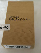 Samsung Galaxy S5 Mini SM-G800F - 16GB - Black (Unlocked) Smartphone