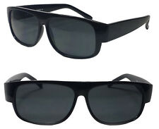SUPER DARK LENS Old School Classic Eazy E FLAT TOP GANGSTER CHOLO Sunglasses-84