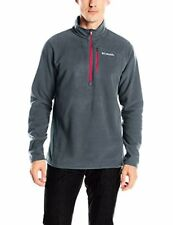 Columbia Men's Lost Peak Half-Zip Fleece Pullover Top - Choose SZ/Color