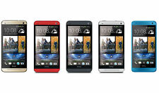 """4.7"""" HTC One M7 32GB 4MP 3G Android Quad-core AT&T T-Mobile Unlocked Smartphone"""