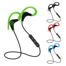 Universal Wireless Bluetooth 4.1 Headphones Sport Stereo Headset Earbuds 2019 US