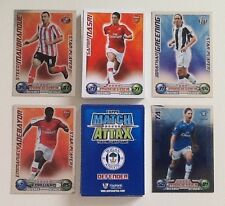 Topps Match Attax 2008/09 Premier League Player Cards - No.s 271-324