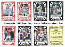 2013 Topps Gypsy Queen Dealing Aces Baseball Set ** Pick Your Team **