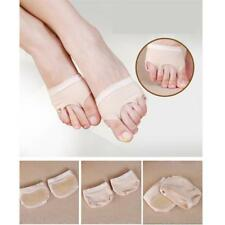 Belly Ballet Dance Toe Pad Foot Thong Forefeet Protection Dance Socks 4 Size