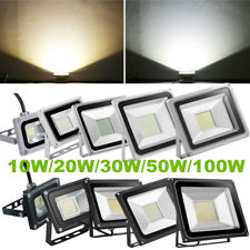 10W 20W 30W 50W 100W  LED Flood Light Spot Lamp Outdoor Garden Yard Landscape