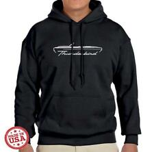 1964 1965 1966 Ford Thunderbird Convertible Design Hoodie Sweatshirt FREE SHIP