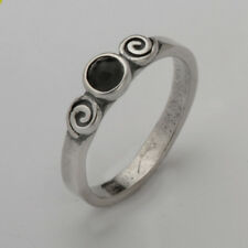 New SHABLOOL Ring 925 Sterling Silver Handmade Black Onyx Jewelry Women