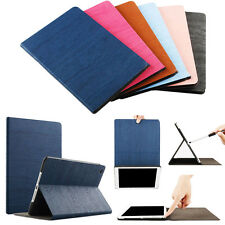 For  iPad Mini iPad Air Pro New iPad 2017Luxury Stand Leather Case Smart Covers