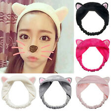Fashion Womens Grail Cute Cat Ears Headband Hair Head Band Party Gift Headdress