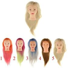 MagiDeal Salon Cosmetology Hairdressing Practice Training Head Mannequin