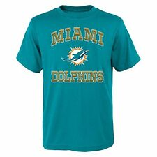 "Miami Dolphins Youth NFL ""Gridiron Hero"" Short Sleeve T-Shirt"