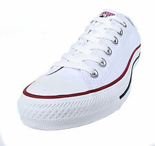 Converse Chucks OX Low Top Optical White All Size Youth Boys Or Girls Kids Shoes
